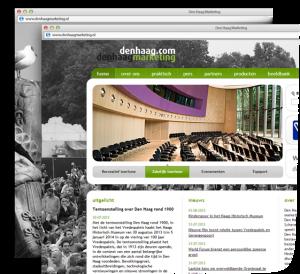den_haag_marketing_corporate_website