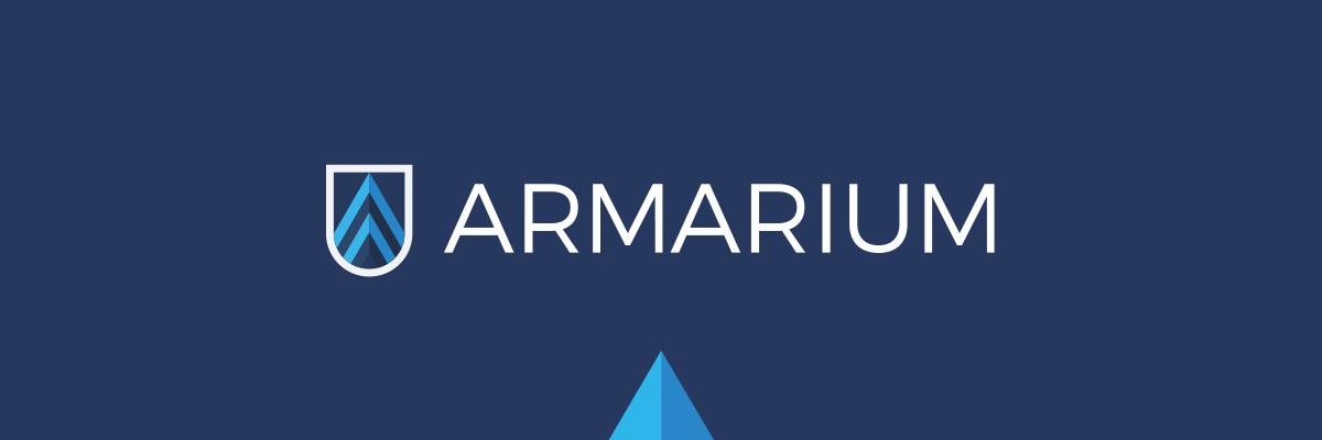 webapplicatie armarium - logo