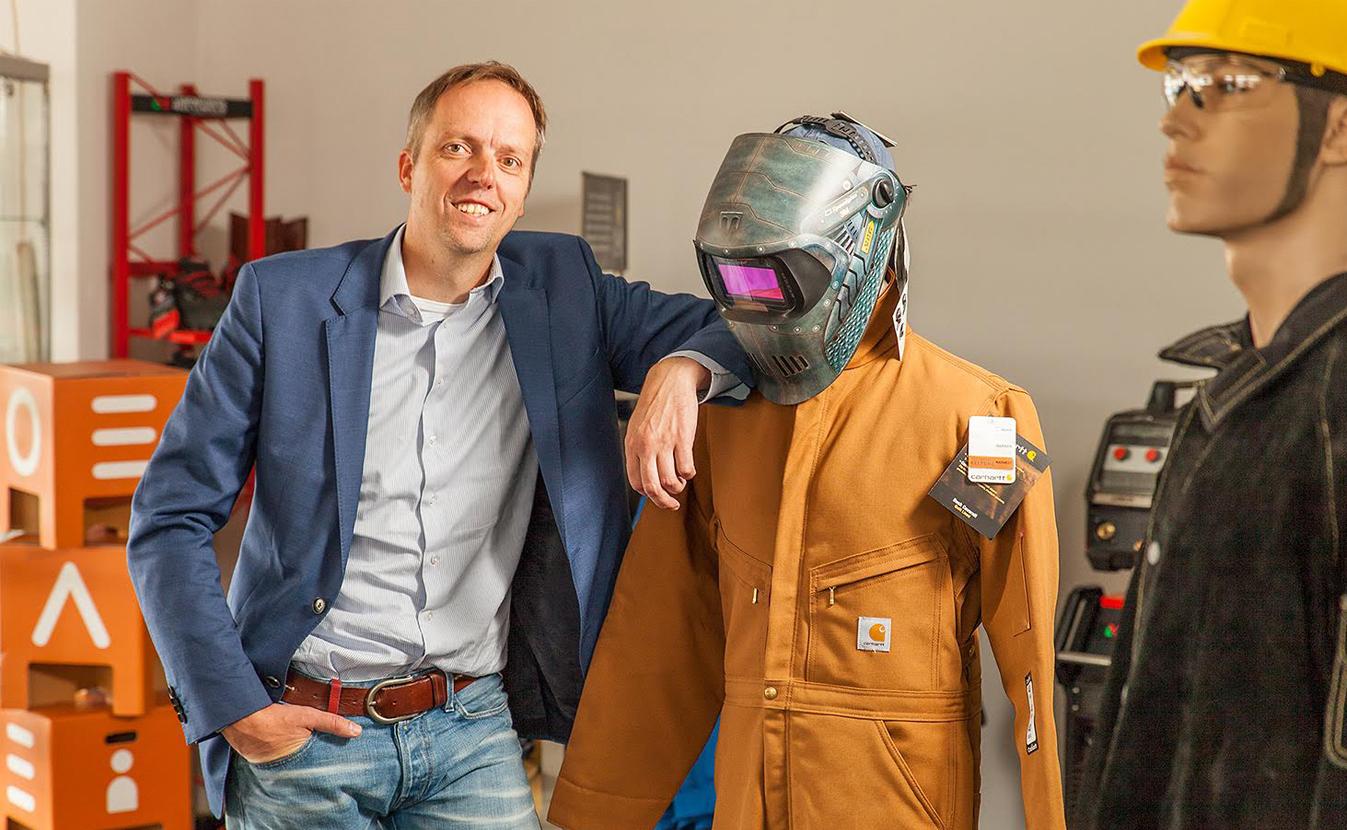 Jeroen Engelen - Managing Partner Laspartners Multiweld