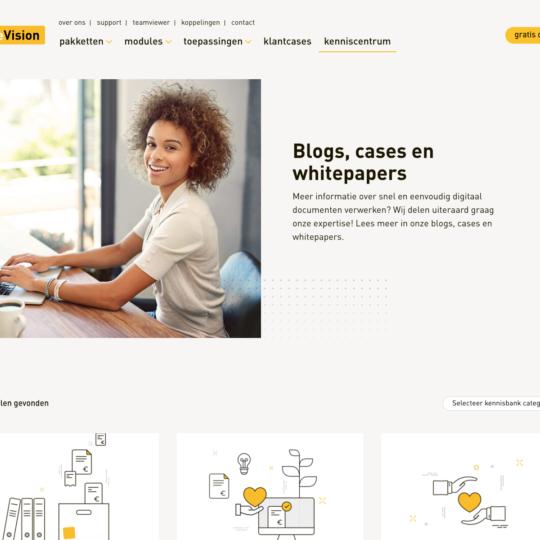 Zo hielp Netvlies WhiteVision aan een conversiestijging van 374%