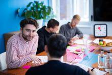 Meld je aan voor het webinar design sprint voor beginners