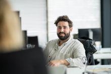 Jotam Business Designer bij Netvlies