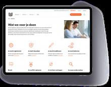 Merk-Echt website diensten