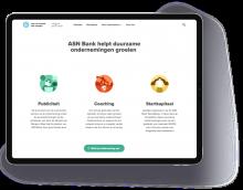ASN Bank, Voor de Wereld van Morgen